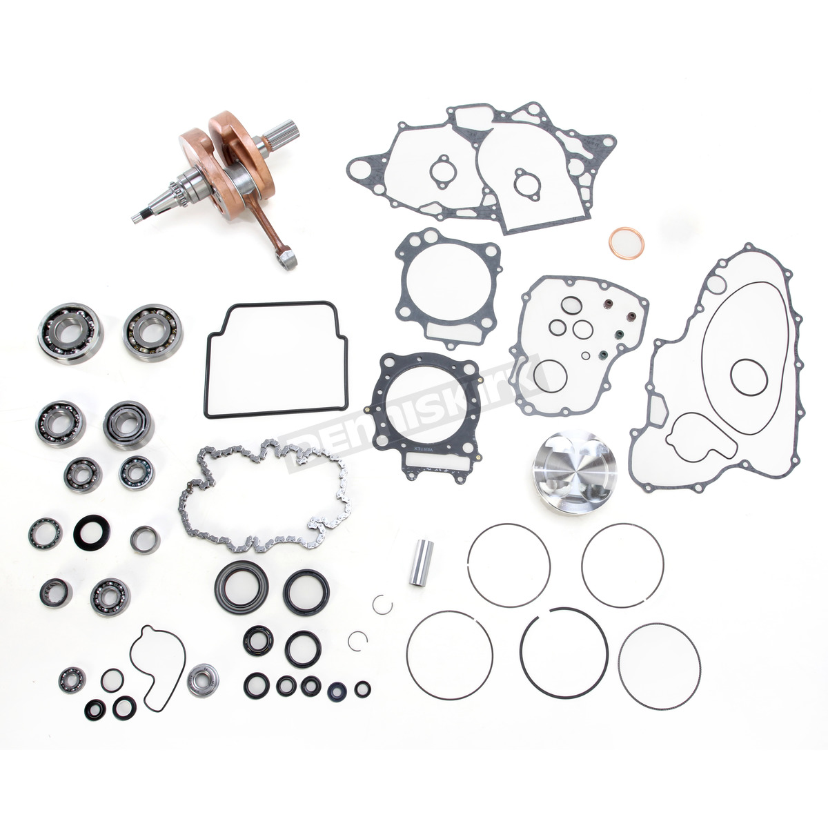 Wrench Rabbit Complete Engine Rebuild Kit 96mm Bore