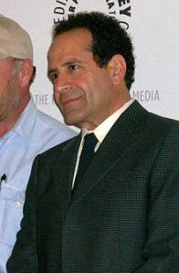"""Actor Tony Shaloub, aka """"Monk."""""""