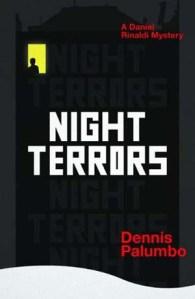 "Dennis Palumbo's newest, ""Night Terrors"""