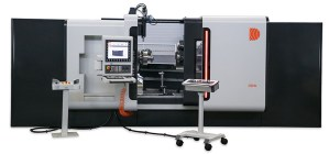 denn ntr metal spinning / shear forming machine
