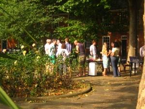 Denny Garden Party