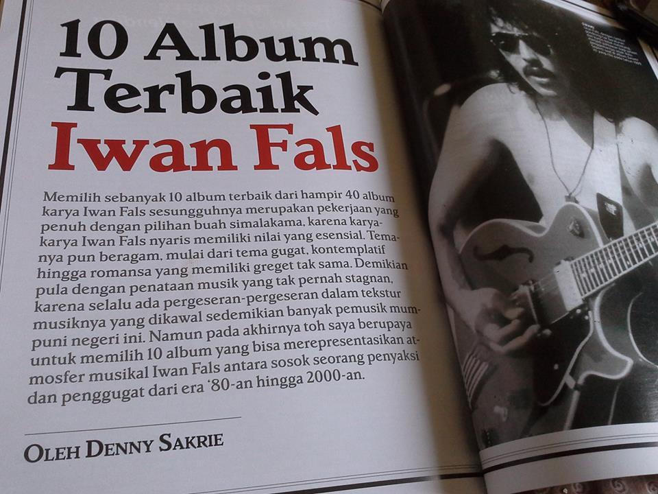 10 Album Terbaik Iwan Fals (1/6)
