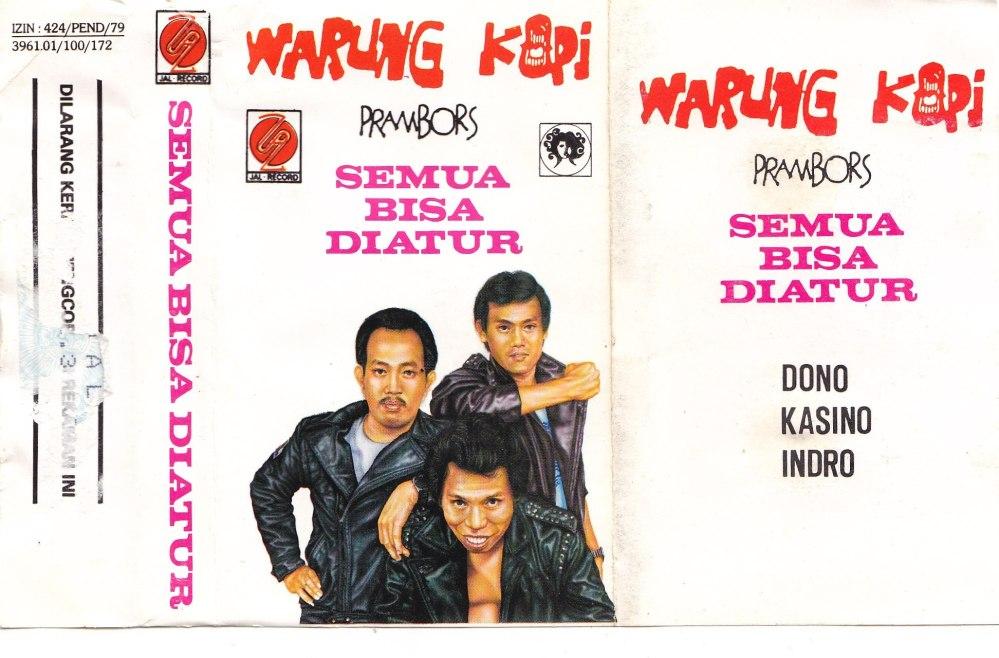 Warkop 12 Pas ( Telaah 12 Kaset Lawak & Musik Warkop 1979 - 1987) (6/6)