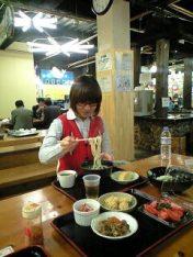 2011 red vested noodles