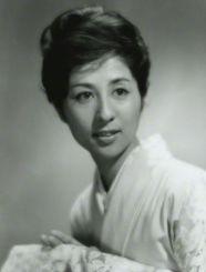 kyoko kagawa BW headshot