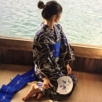 KIMONOS ON MONDAY: I am still drawn to Yui Yokoyama!