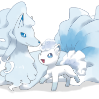 Pokémon Nicknames: ALOLA forms of Vulpix and Ninetales
