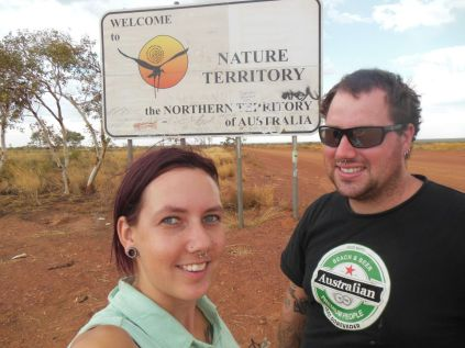 Grenze Northern Territory
