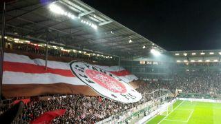 Choreo St.Pauli Dortmund Pokalspiel