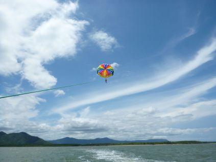 Parasailing Cairns