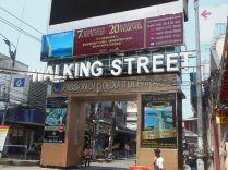Walking Street Partymeile Pattaya