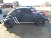 Das originale Auto aus den Mad Max Filmen