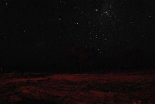 Schöner Sternenhimmel