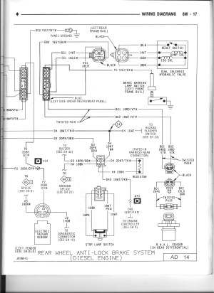 Index of Dodge_CTD19915Wiring_Diagrams