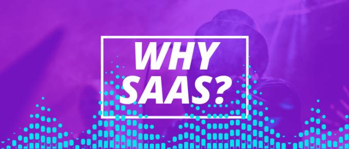 Why work on Saas
