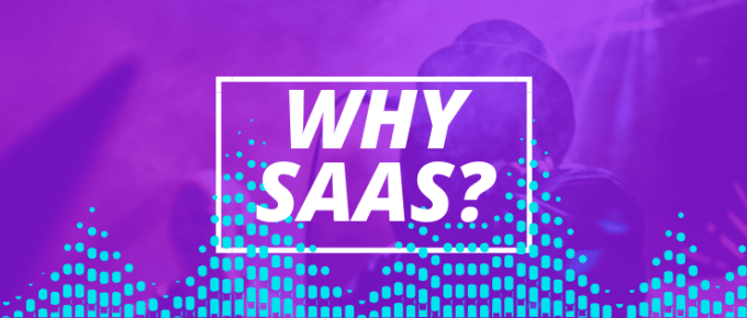 Why work on Saas