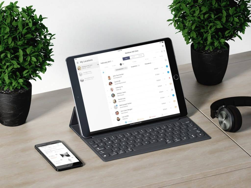 SeriousMD on iPad and iPhone