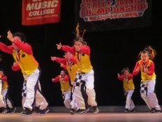 Highschool Street Dance Championship 8