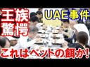 【UAE王族の反応】韓国料理を見て「これは、これはなんだ!ペットの餌なのか!」の画像