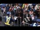 【国会前大集合】国会前デモの参加者が激減!の画像