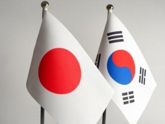 韓国と日本の画像