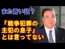 【言い訳】韓国の国会議長「戦争犯罪の主犯の息子」とは言っていないの画像
