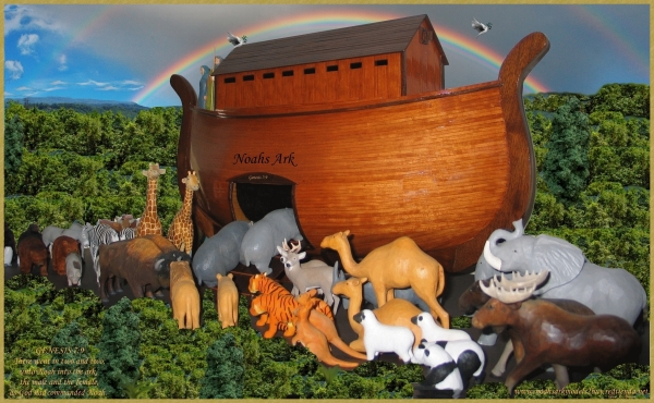 Noah's Ark Found? (4/4)