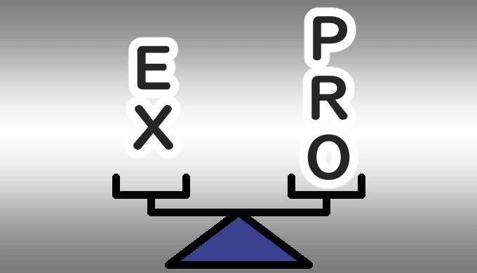 クリスタ:PROとEXの違い
