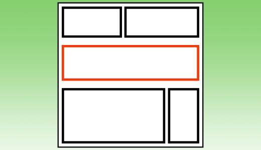 【クリスタ】コマ枠に色を付けてカラー漫画を描く方法!!