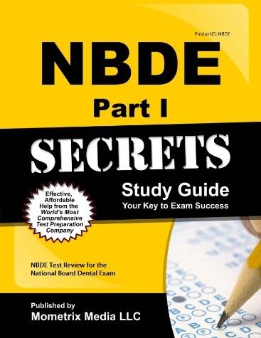 NBDE Part I Secrets Study Guide - Dental Library