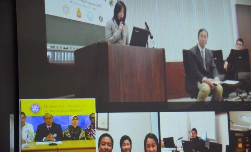 Selamat : 3 Mahasiswa FKG UNAIR Ini Lulus Student Exchange di Jepang