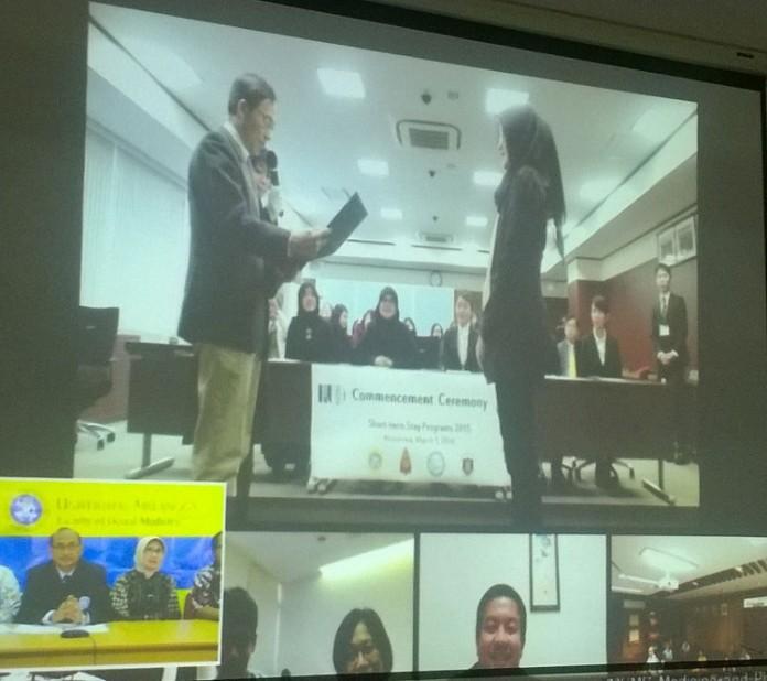 Inovasi FKG UNAIR : Kuliah Kami Menggunakan Video Conference