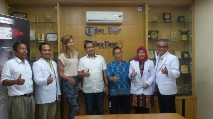 Dokter Gigi 8 Negara Berkumpul Di FKG UNHAS