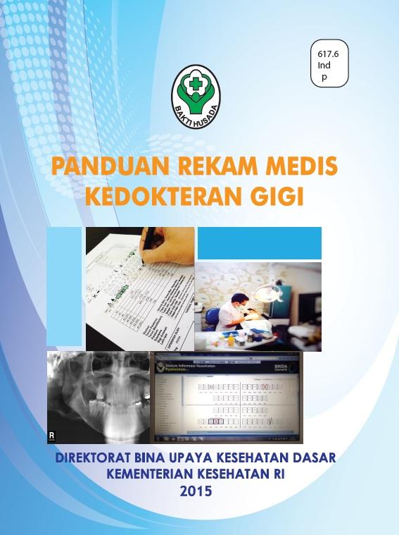 Panduan Rekam Medis Dokter Gigi
