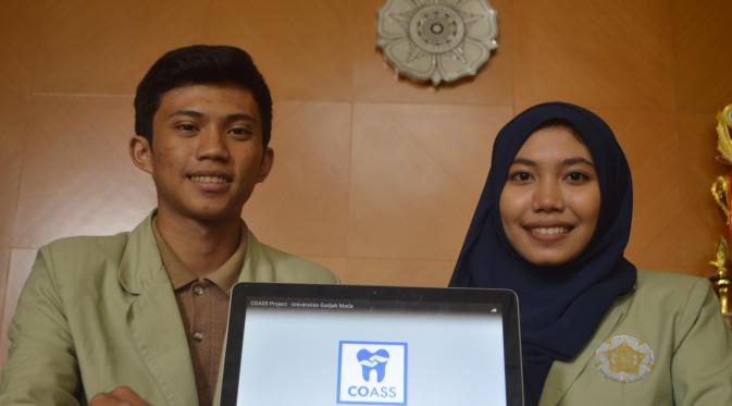 Kembangkan Aplikasi Jadwal Perawatan Gigi, Silva Eliana Menuju Hongkong