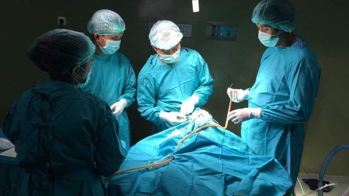Selamat RSGM Unhas Sukses Operasi Perdana Penderita Celah Bibir dan Langit-Langit