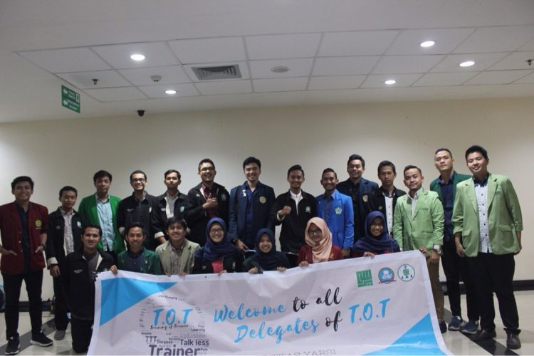 PSIKG YARSI dan PSMKGI Gelar Training of Trainer