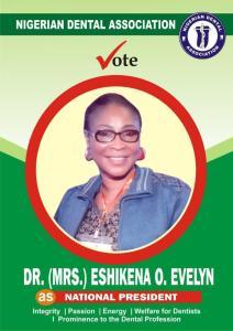 Dr Omoshibo Evelyn Eshikena