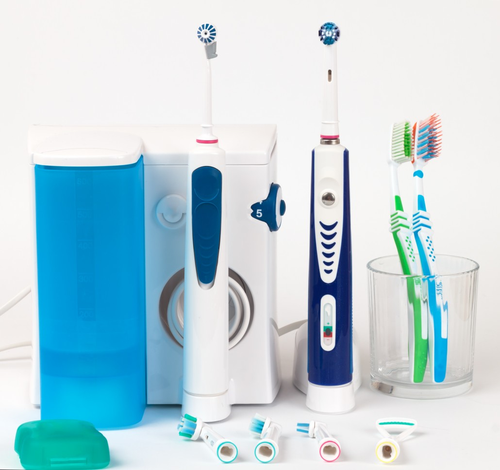 Different Types Of Toothbrushes