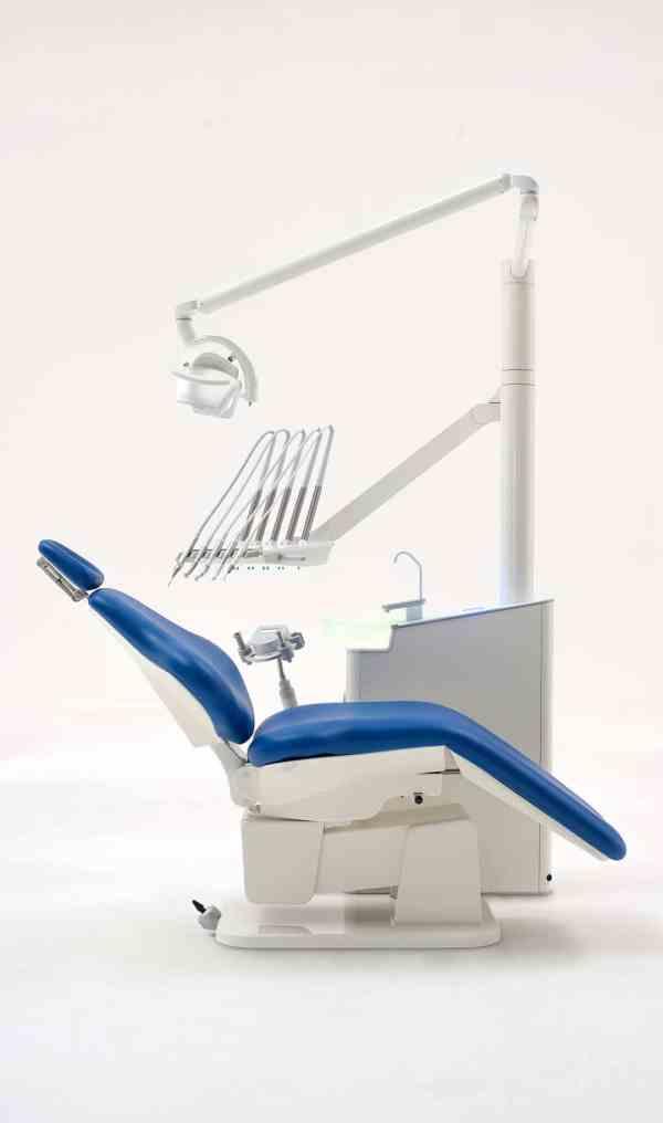 Photo représentant la page des nouveaux produits de Dentall Project