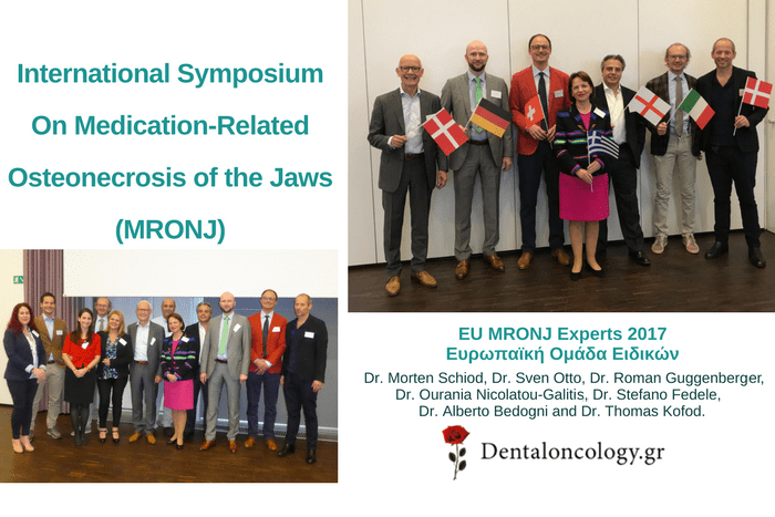 International Symposium On Medication-Related Osteonecrosis of the Jaws (MRONJ)