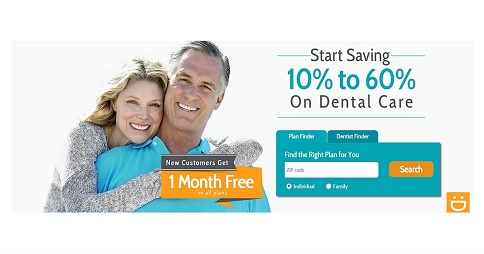 Save up to 60% at the dentist with an affordable dental plan