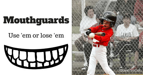 Mouthguards Guard Your Childs Grill