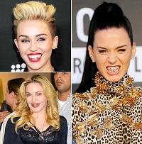 Celebrity Smiles with Cosmetic Dentistry