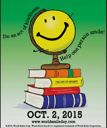 World Smile Day® Poster 2015