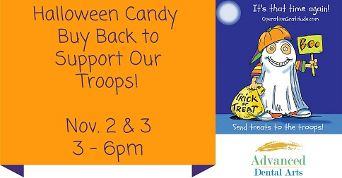 Somerset NJ Dentist Offers Halloween Candy Buy Back