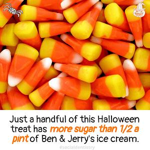 8 worst halloween candies for teeth Candy Corn