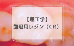 理工学:歯冠用レジン