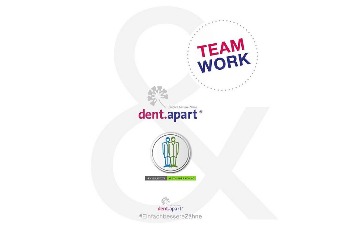 Teamwork! Unsere Zusammenarbeit mit der Gemeinschaftspraxis Alexander Kovac