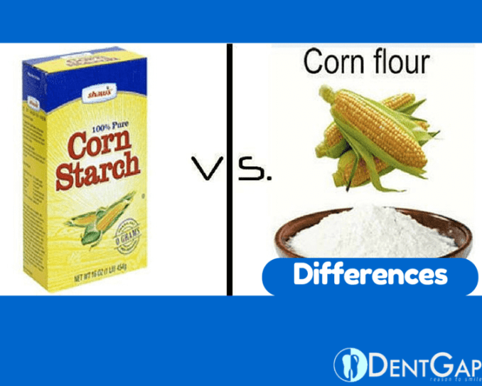 Cornstarch vs Corn Flour: What is Difference between them